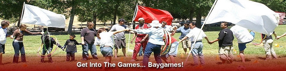 Relay Style BayGames | Baylympics from The Picnic Planners